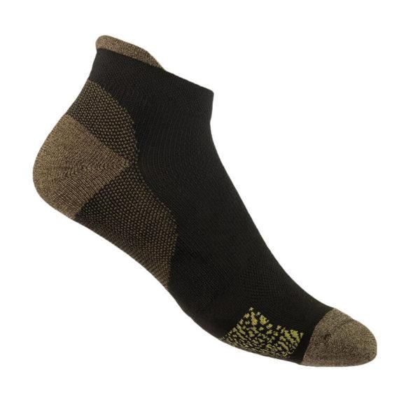 Neuro Socks – Boomhi Onyx Quarter Top
